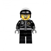 Lego The Movie Good Cop Bad Cop Dual Faced (70802)