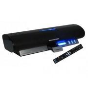 ALTAVOZ IPOD SONIC ARRAY 1000I CON RADIO. SD. USB Y ALARMA