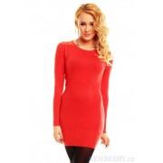 Dámská tunika/pulovr Luxestar červená D809