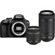 Nikon D3400 + 18-55 + 70-300 PAKET