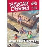 Houseboat Mystery by Gertrude Chandler Warner