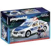 Playmobil Polizia Action 5184 Auto con Luce