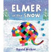 Elmer in the Snow by David McKee