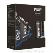 AXE SET DARK ANARCHY DUSH+DEO