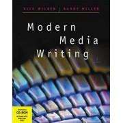 Modern Media Writing by Rick Wilber