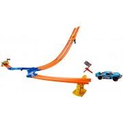 Mattel Hot Wheels CFC27 Drop Down Challende Set inkl. 2 Cars