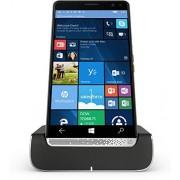"""HP Elite X3 (Y1M46EA) Smartphone (écran tactile 15,14 cm/5,96"""") Amoled WQ HD, 64 Go, Dual SIM, Windows 10 Mobile, Noir/Argent"""