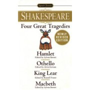 Four Great Tragedies by Shakespeare