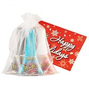 Bo-Po Polish Scented Holiday Pack with White Gift Bag (3 Piece)