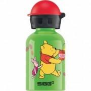 Sigg Drinkfles Winnie The Pooh 0.3l Rood