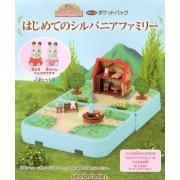 Primero Sylvanian Families de Sylvania mu?eca muebles funda set (Jap?n importaci?n / El paquete y el manual est?n escritos en japon?s)