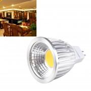 EY Punto MR16-9W LED De Luz Blanca Cálida