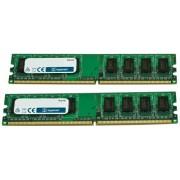 "Hypertec HYUK25312882GB - Kit memoria DIMM ""Hyperam"", 2 GB (2 moduli da 1028 MB), 667 MHz, PC2-5300, CL5, DDR2, Non-ECC, 240 Pin"