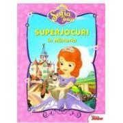 Disney Sofia Intai - Superjocuri in Misteria