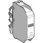 Interfață intrări - 9.5 mm - electromecanic - 24 v cc - 1 d/i nivel redus - Interfete si relee-abr/abs - ABR2EB312B - Schneider Electric