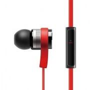 elago Control Talk In-Ear Earphones Compatible with iPhone 4/4S/3G/3GS Red (EL-EA-E6M-RD)