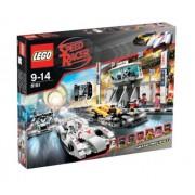 Lego 8161 Racers Jeux De Construction Le Grand Prix