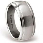 Stylový ocelový prsten RSS54