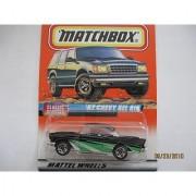 Matchbox Classic Decades Series 57 Chevy Bel Air #31