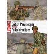 British Paratrooper vs Fallschirmjager by David Greentree