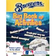 Milwaukee Brewers: The Big Book of Activities