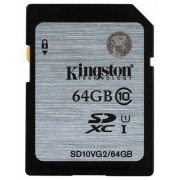 Kingston SDXC 64GB (Class 10) (SD10VG2/64GB)