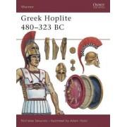 Greek Hoplite, 480-323 BC by Nick Sekunda