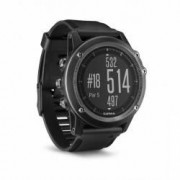 Garmin GPS Multisportuhr fenix 3 Saphir HR inkl. Brustgurt HRM-Run (Performer Bundle)
