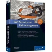 SAP Security and Risk Management by Mario Linkies