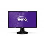 BenQ monitor LED GL2460HM 24\ wide FHD, DVI/HDMI, hangszóró, Flicker-Free, feke