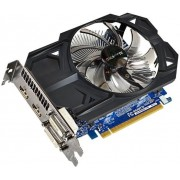 Placa Video GIGABYTE GeForce GTX 750 OC, 1GB, GDDR5, 128bit