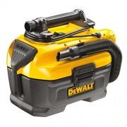 DeWalt batería de alimentación y aspiradora dcv582 | Sistema de extracción con depósito 7,5L Volumen | compatible con DEWALT 14,4 y 18 V Xr Baterías