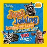 National Geographic Kids Just Joking Laugh-Out-Loud Collector's Set by National Geographic Kids