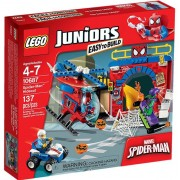 LEGO Juniors 10687 Spider-Manova skrýš