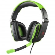 Casti gaming Thermaltake Gaming Over-Head Tt eSports Console One Black-Green