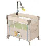 Hauck Dream 'n Care Center Travel Cot Bear