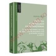Dreptul comertului international In contextul noului Cod civil, al noului Cod de procedura civila si al actelor europene in materie