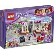 LEGO FRIENDS - CAFENEAUA CU BRIOSE HEARTLAKE 41119