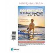 Essentials of Human Anatomy & Physiology, Books a la Carte Edition