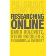 Researching Online by David P. Dolowitz