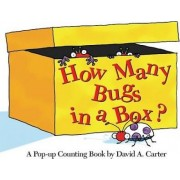 How Many Bugs In a Box?: A Pop Up Counting Book by David A. Carter