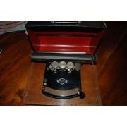 Machine À Écrire Scripta 7 Portable