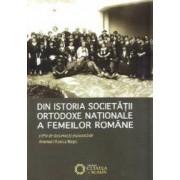 Din istoria Societatii Ortodoxe Nationale a Femeilor Romane - Anemari Monica Negru