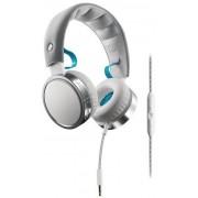 Casti Stereo Philips O'neill SHO7205WT/10 (Alb)