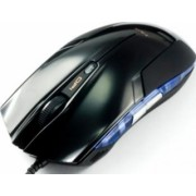 Mouse Optic E-Blue Cobra Black USB 2400DPI 4000FPS