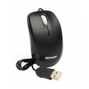 MOUSE 2 BUTOANE 1 SCROLL OPTICAL USB COMPACT