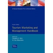 Tourism Marketing and Management Handbook by Stephen F. Witt