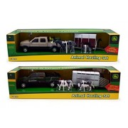John Deere Animal Hauling Set (Colors/ Styles Vary)