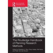 The Routledge Handbook of Planning Research Methods by Elisabete A. Silva
