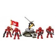 Mega Bloks Halo UNSC Fireteam Stingray